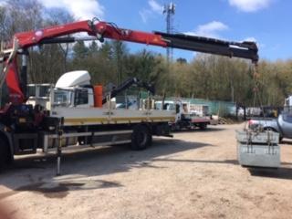 Truck & Crane Services